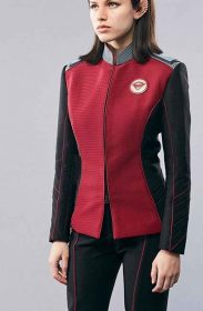 The Orville Halston Sage Jacket