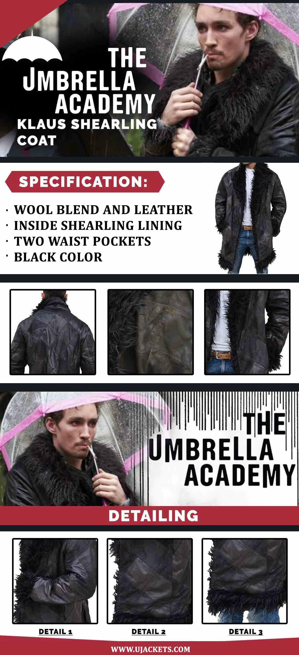 The-Umbrella-Academy-Klaus-Shearling-Coat