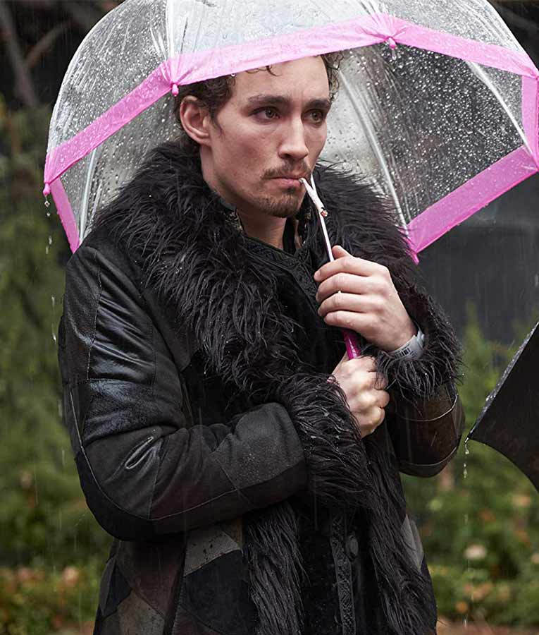 The-Umbrella-Academy-Robert-Sheehan-Shearling-Coat