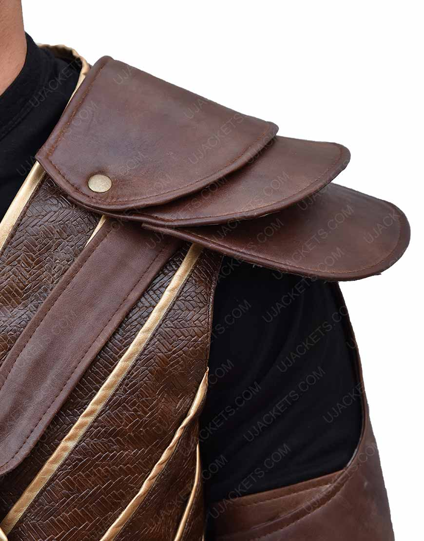 Tomorrow Hawkman vest