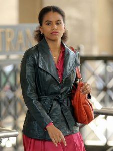 Zazie-Beetz-Joker-Black-Leather-Jacket