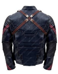 Avengers Captain America Jacket