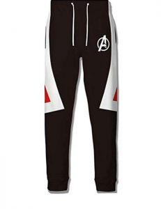 Avengers Endgame Quantum Realm Pant