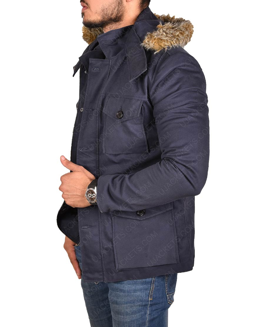 Cold Cotton Jacket