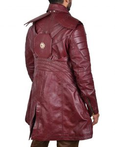 Devil May Cry 5 Dante Leather Long Coat