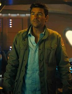 Godzilla-King-of-the-Monsters-Mark-Russell-Green-Cotton-Jacket