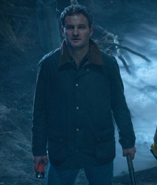 Jason Clarke Pet Sematary Jacket