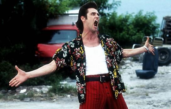 Jim Carrey Ace Ventura Hawaiian Shirt