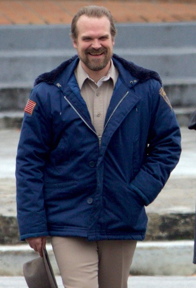 Jim Hopper Jacket