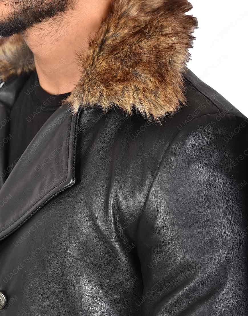 Joaquin Phoenix Arthur Fleck Coat