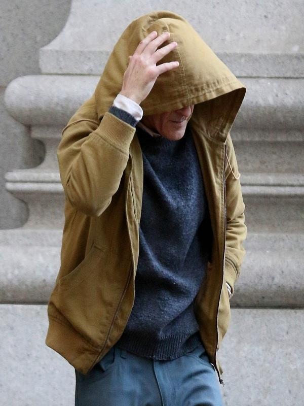 Joaquin Phoenix Coat