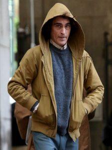 Joaquin Phoenix Joker Hoodie Jacket