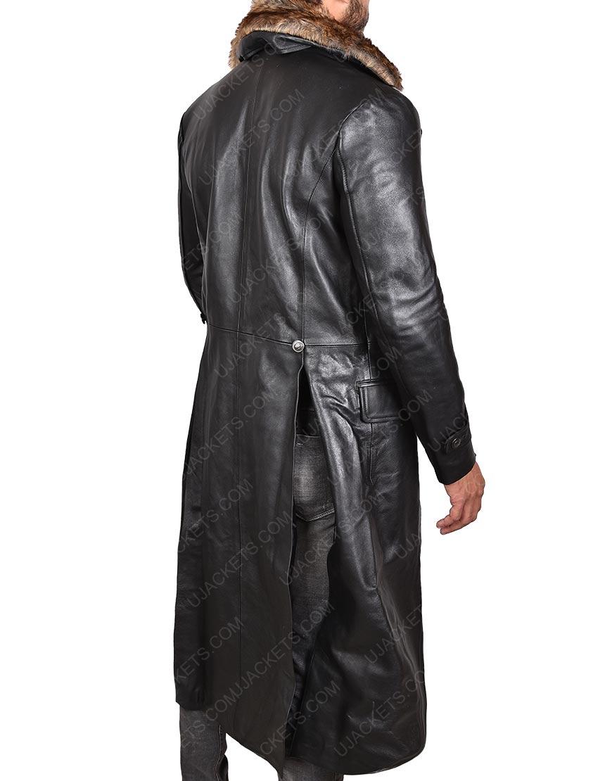 Shazam Doctor Sivana Coat