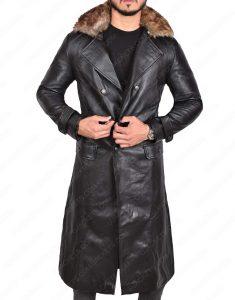 Shazam Trench Coat