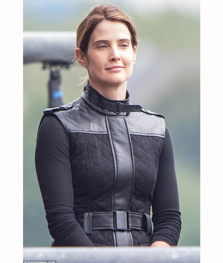 Spider-Man Far From Home Maria Hill Vest