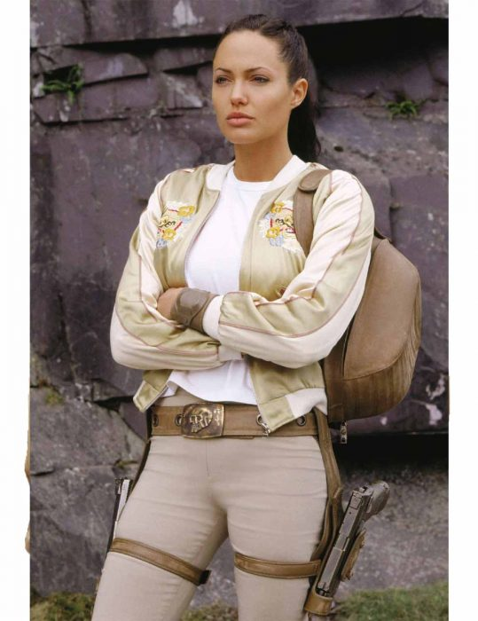 The Cradle Tomb Raider Of Life Lara Croft Jacket