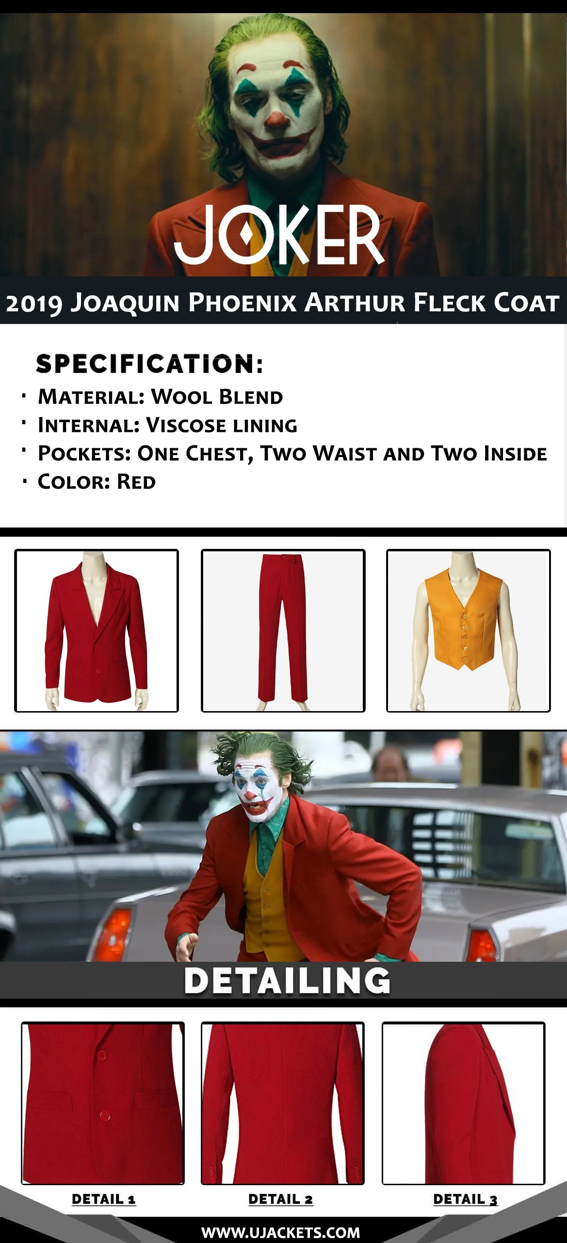 joker Full Costume