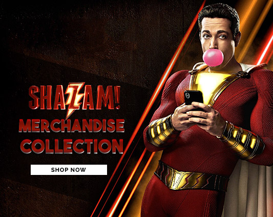 shazam-merchandise-collection