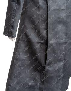 Dark Phoenix Sophie Turner Phoenix Long Coat