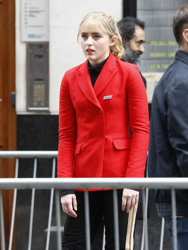 Kathryn-Newton-Coat-from-Pokémon-Detective-Pikachu