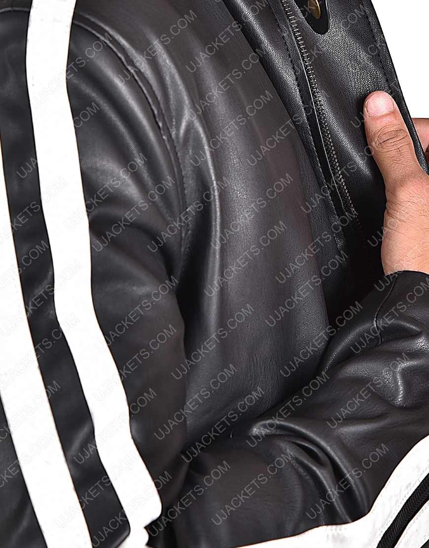 Mel Gibson Leather Jacket