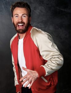 avengers endgame chris evans Jacket