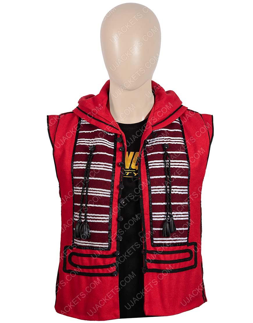 Aladdin Hooded Vest