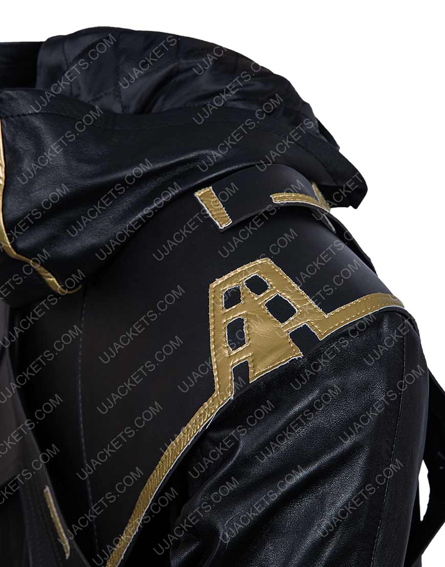 Avengers Endgame Jeremy Hooded Jacket