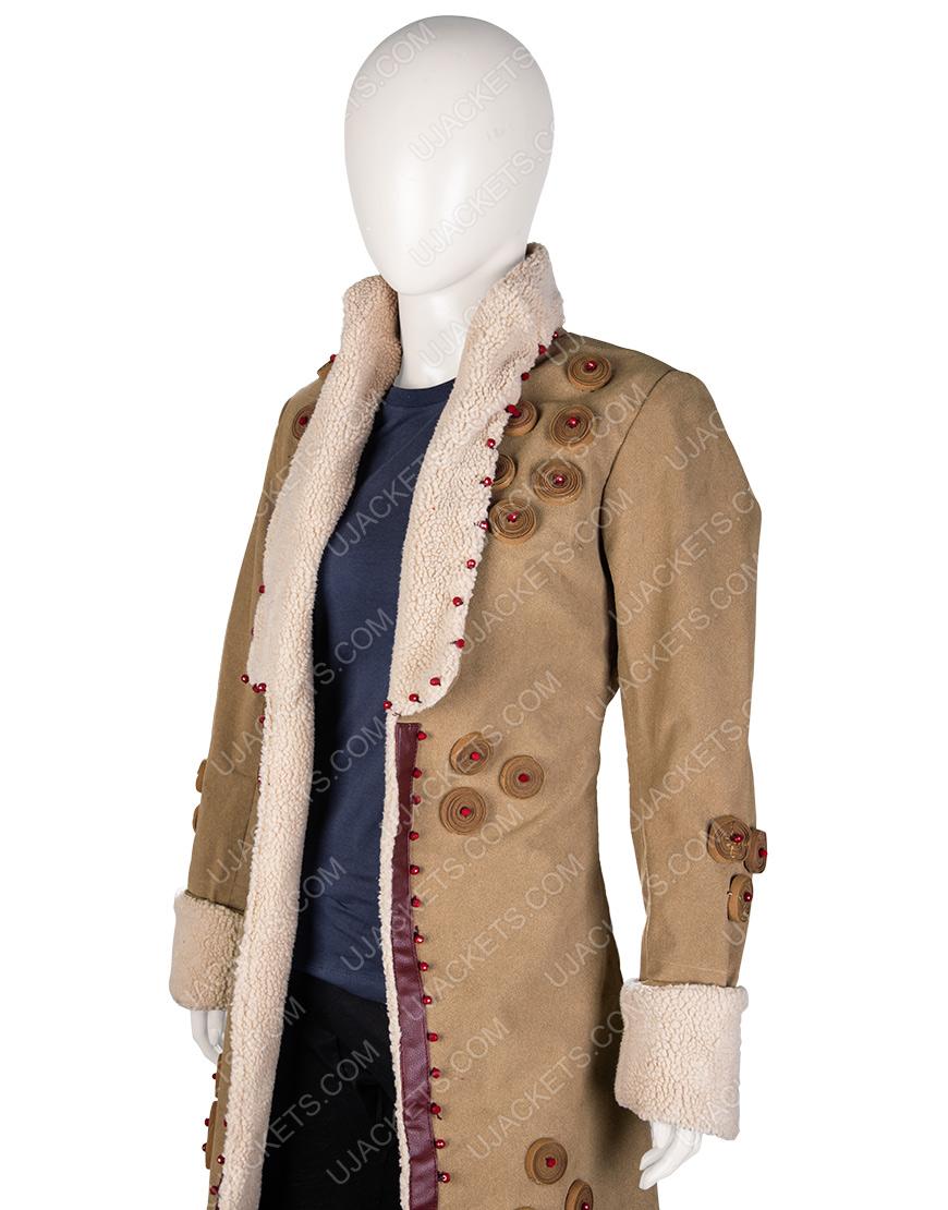 Carnival Row Brown Cara Delevingne Coat