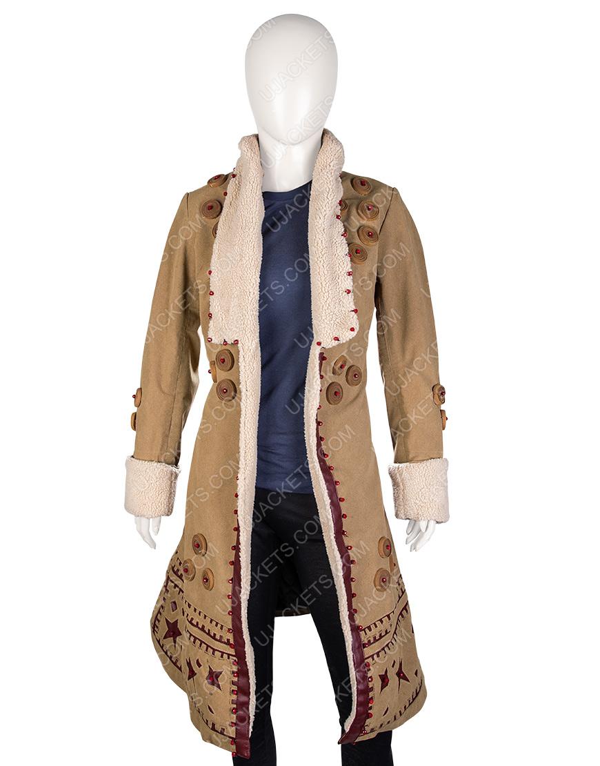 Carnival Row Cara Delevingne Coat