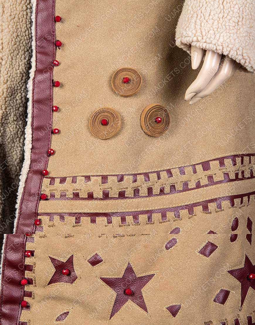 Carnival Row Stonemoss Coat