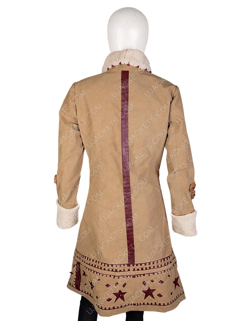 Carnival Row Vignette Stonemoss Brown Coat