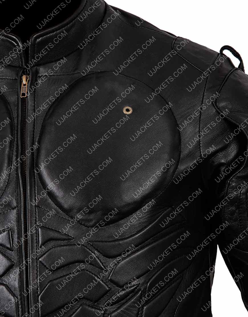 Kristofer Gummerus Leather JacketKristofer Gummerus Jacket