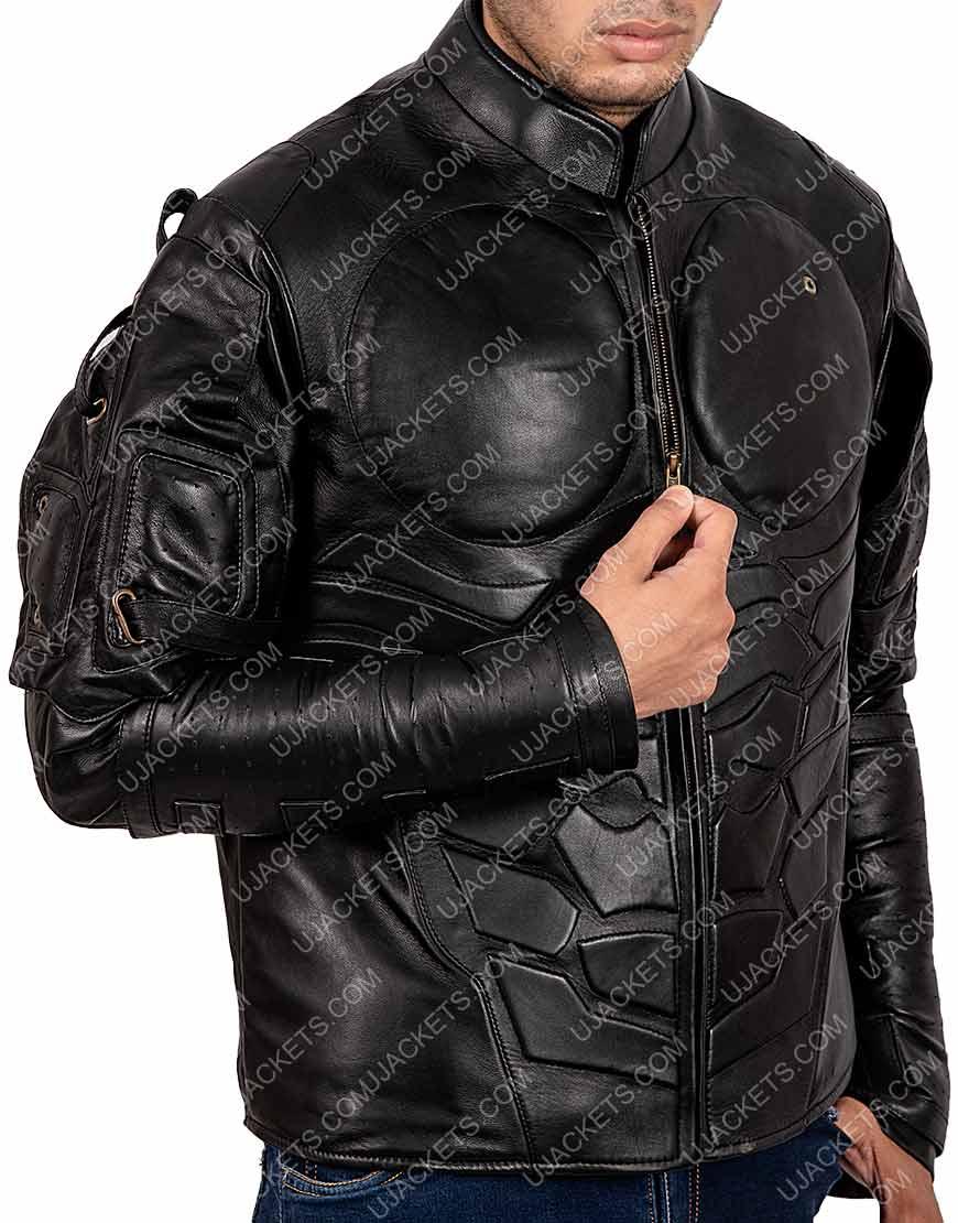 Kristofer Gummerus Leather JacketKristofer Gummerus Leather Jacket