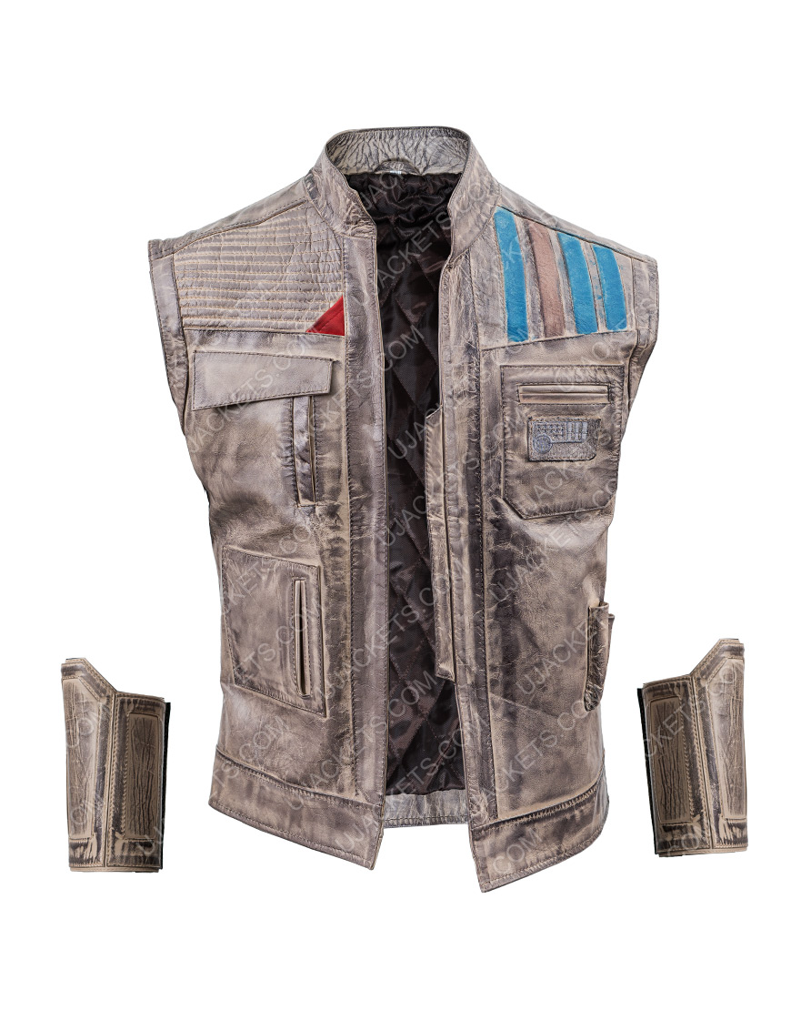 Star Wars Rise of the Skywalker John Boyega Finn Vest