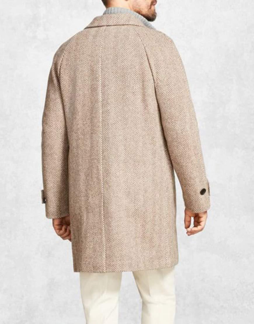 Daniel-Craig-Knives-Out-Mid-Length-Coat