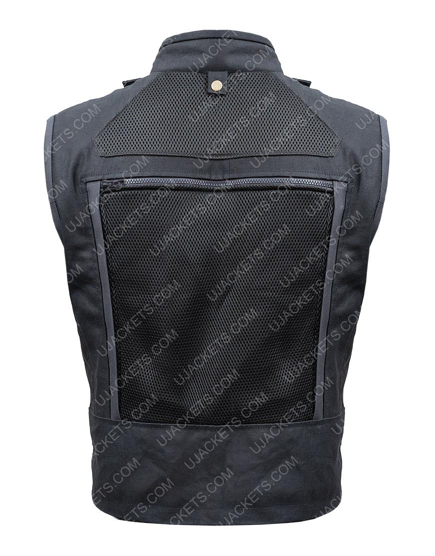 Fast & Furious Hobbs & Shaw Black Cotton Vest