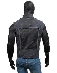 Fast & Furious Hobbs Shaw Dwayne Johnson Vest