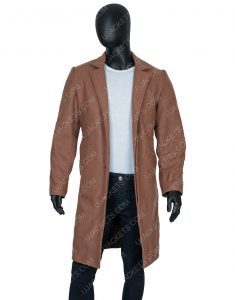 Ransom Robinson Knives Out Chris Evans Coat