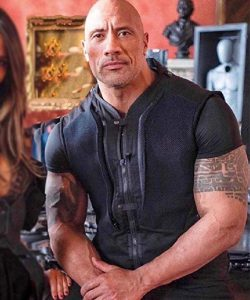 Shaw Dwayne Johnson Vest