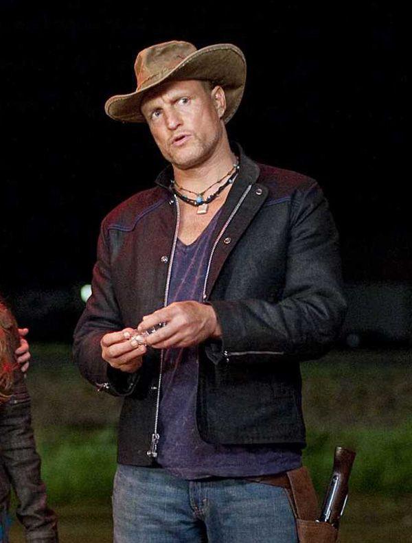 Zombieland Woody Harrelson Jacket