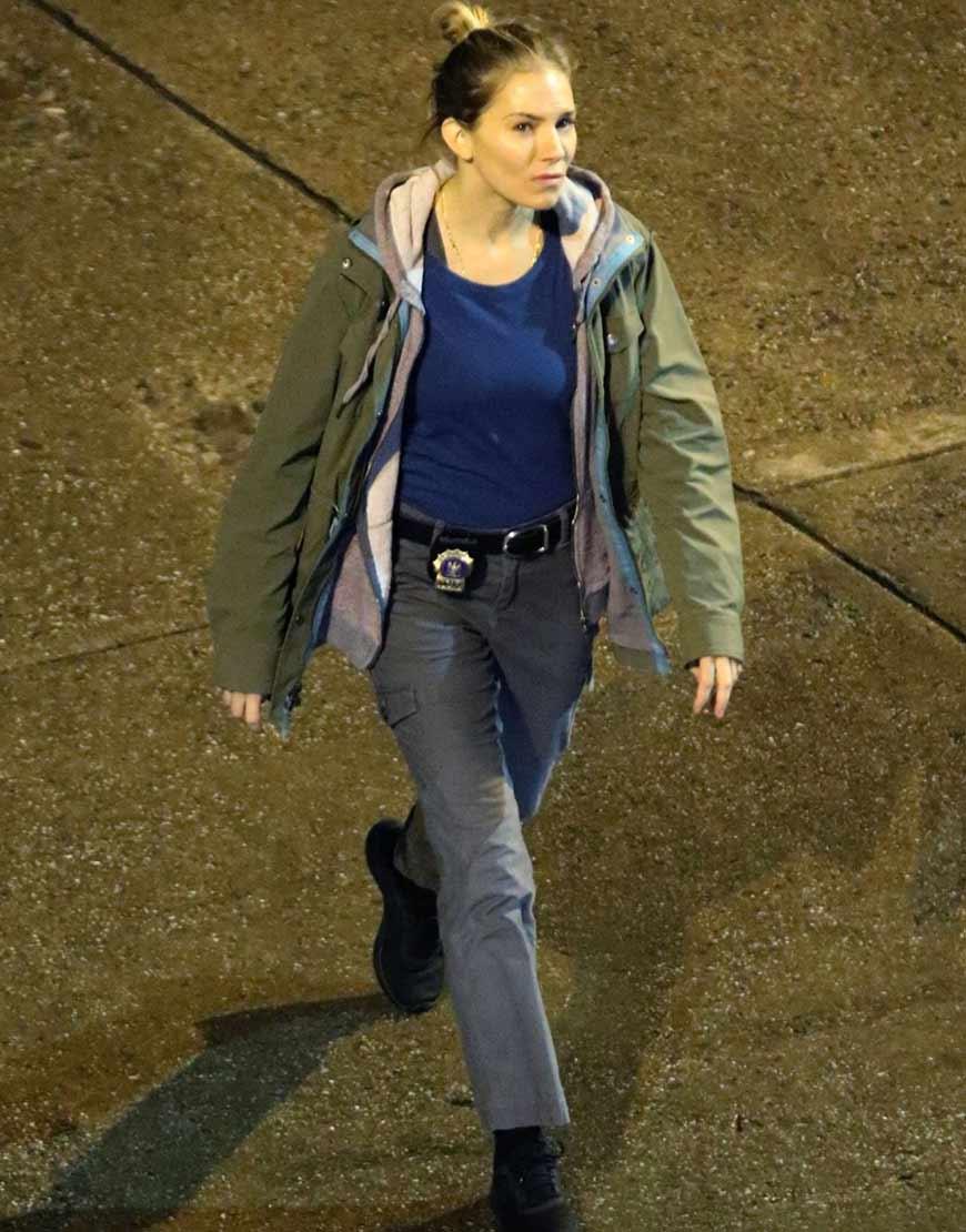 21 Bridges Sienna Miller Jacket