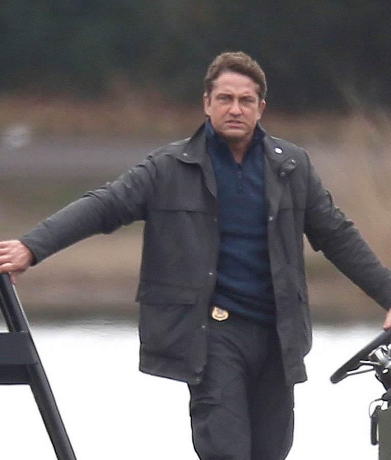 Angel Has Fallen Jacket