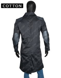 Billy Butcher The Boys Karl Urban Black Coat