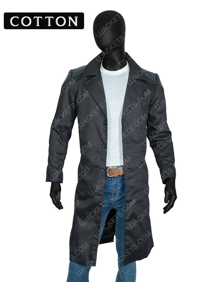 Billy Butcher The Boys Karl Urban Trench Coat