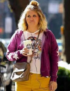 Brittany runs a marathon jillian bell Hoodie