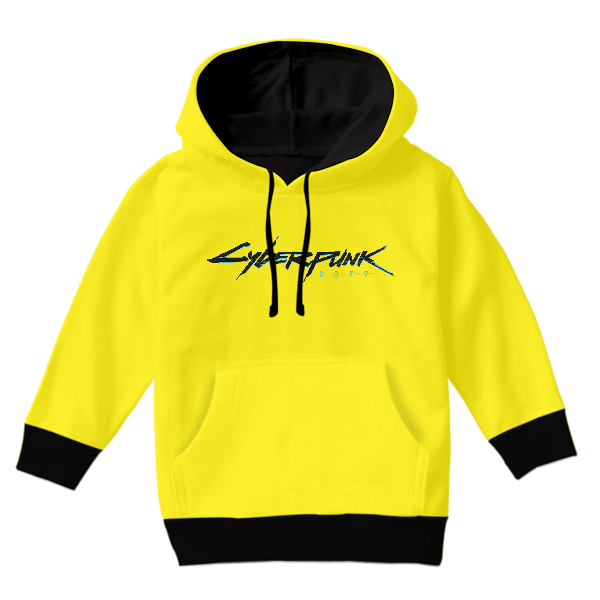 Cyberpunk 2077 Samurai V Yellow Reversible Jacket