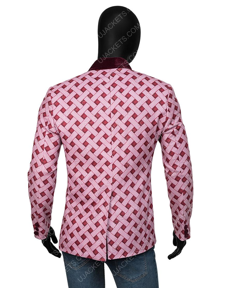 Dolemite Is My Name Eddie Murphy Pink Coat