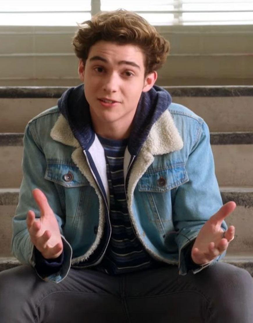 High School Musical Joshua Bassett Jacket