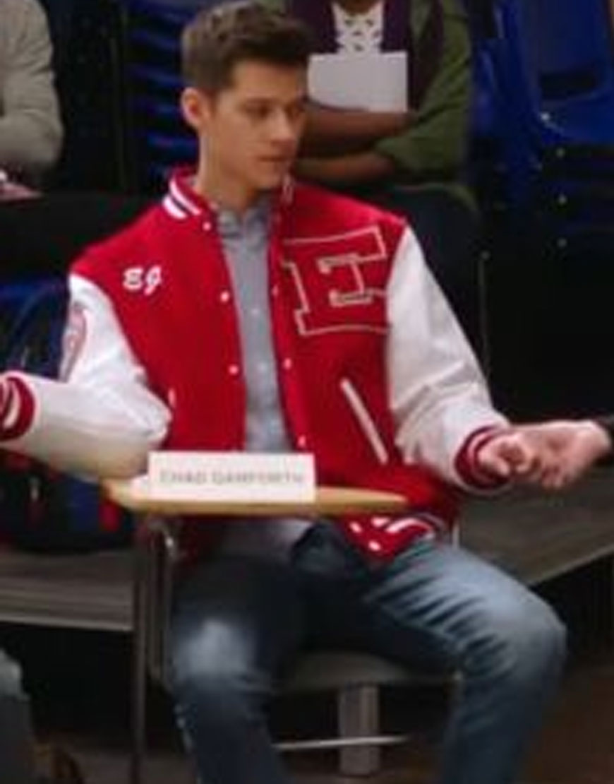 High School Musical Matt Cornett Jacket